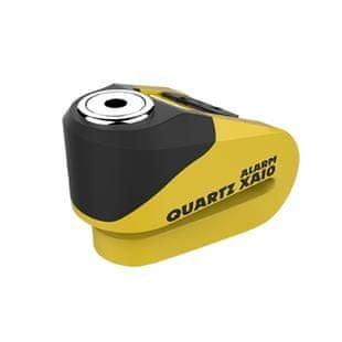 Oxford disk ključavnica z alarmom X10, rumena-črna