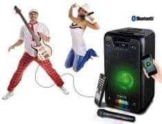 Manta prenosni zvočni sistem za karaoke SPK5026 NIKE 2