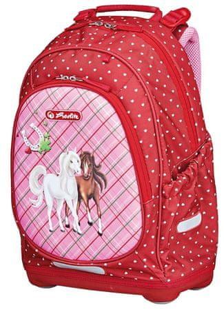 Herlitz plecak szkolny Bliss Konie