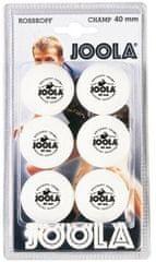 Joola žogice za namizni tenis Rossi Champ, bele