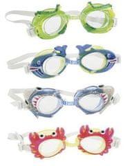Hudora dječje naočale za plivanje Sea Monster