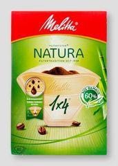 MELITTA filter za kavo, 1 x 4 / 80, Natura