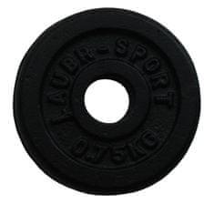 Acra Závažie 0,75kg čierne