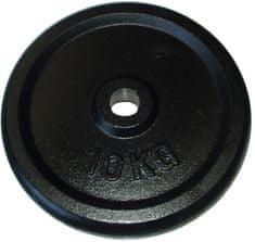 Acra ciężarek 10kg Black