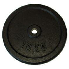 Acra Súly 15kg fekete