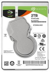 Seagate tvrdi disk FireCuda 2TB 5400, 2,5, 128MB