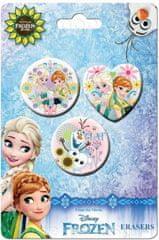 Frozen gumica Frozen, 3/1, blister