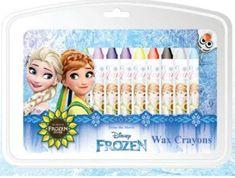 Frozen voščenke Frozen 12/1, blister