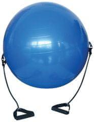 Acra Piłka gimnastyczna z ekspanderem S3219
