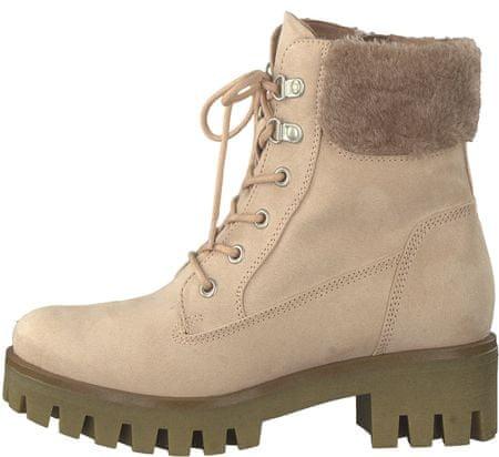 Tamaris buty za kostkę damskie Rbulu 36 różowy