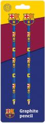 FC Barcelona olovka s gumicom 2/1, blister