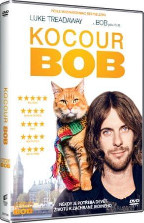 Kocour Bob   - DVD