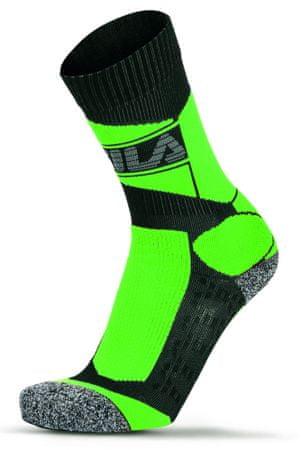 FILA skarpetki Skating Socks Pro Coolmax Green S 35-38