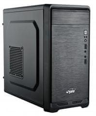 Spire ohišje z napajalnikom 1413B 420W mATX, USB3