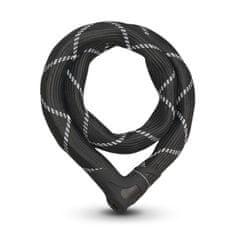 Abus ključavnica Iven 8210, 110 cm, črna