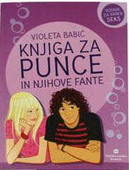 Violeta Babič: Knjiga za punce in njihove fante