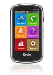 """MIO Cyclo 405 - 4"""" cyklonavigácia"""