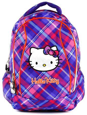 7b548c0866 Target Školský batoh Hello Kitty Blue Square