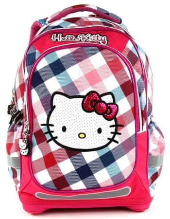 54a5a2639f Target Školský batoh Hello Kitty Square