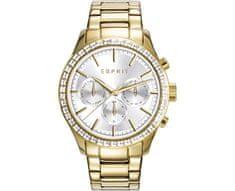 Esprit TP10904 GOLD TONE ES109042002 - zánovní