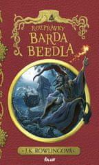 Rowlingová Joanne K.: Rozprávky Barda Beedla, 2. vydanie