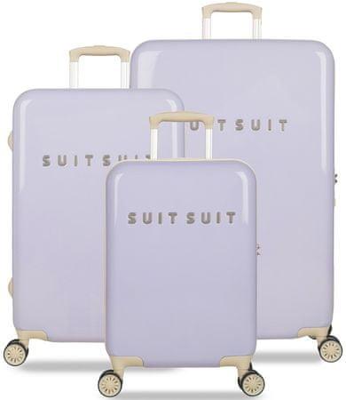 6056e8dceac0a SuitSuit Sada cestovných kufrov Fabulous Fifties Paisley Purple ...