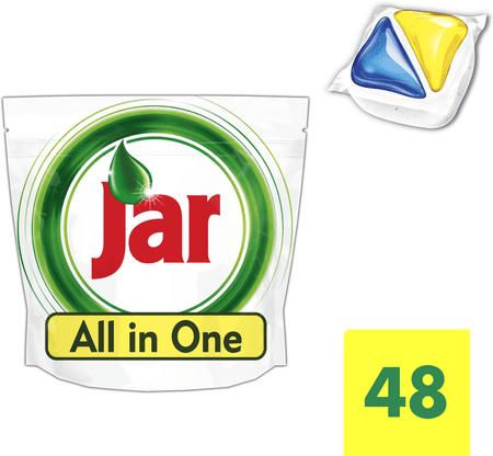Jar kapsule Yellow, 48 kosov