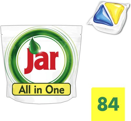 Jar kapsule Yellow, 84 kosov
