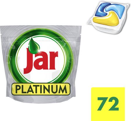 Jar kapsule Platinum Yellow 72 kosov