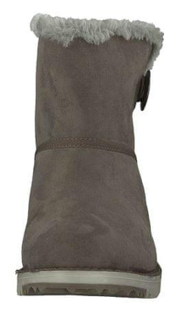 6cc262eae001fa s.Oliver buty zimowe damskie 36 brązowy | MALL.PL