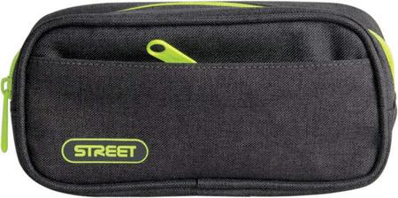 Street ovalna pernica Pocket Shine