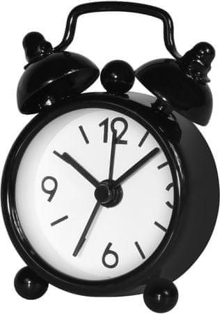 TimeLife budilka TL-237, črna