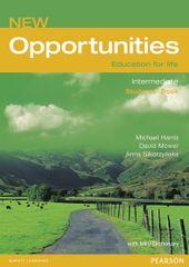 Harris Michael: New Opportunities Intermediate Students´ Book