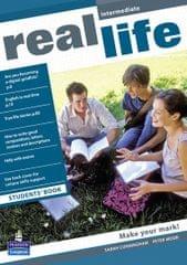 Cunningham Sarah: Real Life Intermediate Students´ Book