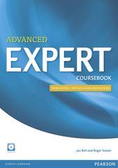 Bell Jan: Expert Advanced 3rd Edition Coursebook w/ CD Pack