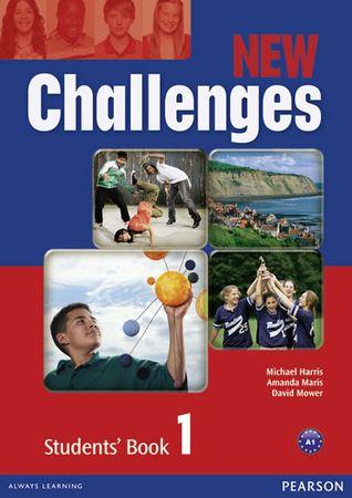 Maris Amanda: New Challenges 1 Students´ Book
