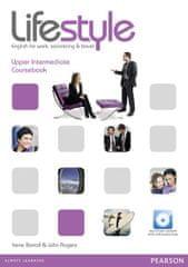 Barrall Irene: Lifestyle Upper Intermediate Coursebook w/ CD-ROM Pack