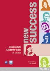 McKinlay Stuart: New Success Intermediate Students´ Book w/ Active Book Pack