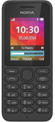 Nokia mobilni telefon 130 Dual Sim, crni