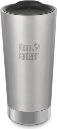 Klean Kanteen Insulated Tumbler brushed stainless 592 ml