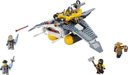LEGO NINJAGO™ 70609 Bombarder Raža