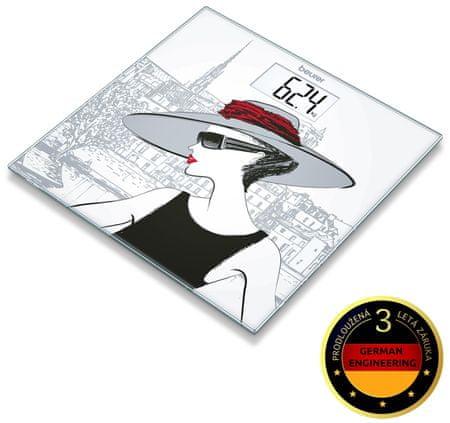 BEURER GS 209 Digitális személymérleg
