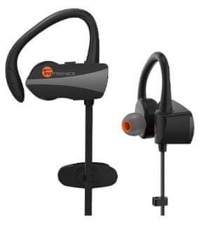 TaoTronics prenosne Bluetooth športne slušalke TT-BTH10, črne