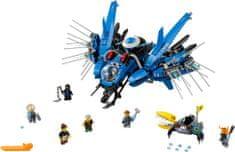LEGO NINJAGO™ 70614 Villám repülő