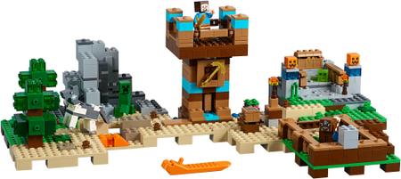 LEGO Minecraft 21135 Kreatív box 2.0