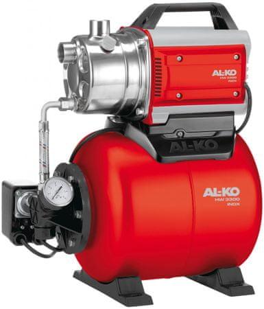 Alko HW 3300 INOX Házi vízmű