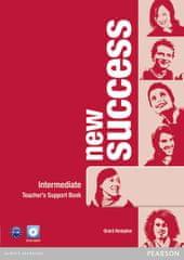 Moran Peter: New Success Intermediate Teacher´s Book w/ DVD-ROM Pack
