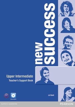 Kent Jo: New Success Upper Intermediate Teacher´s Book w/ DVD-ROM Pack