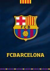 FC Barcelona bilježnica A6 1R 40L 80GR