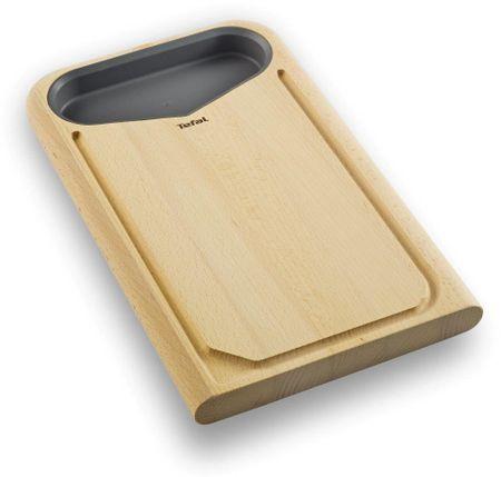 Tefal Comfort drevená krájacia doska